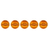 6mm Tangerine